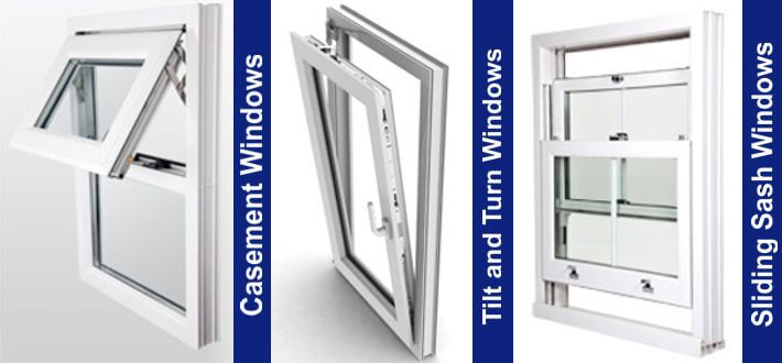 Window Shapes Styles Amp Colours Glevum Windows Doors And