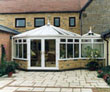 Bespoke design conservatory