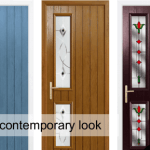 The Dorset Range of Composite Doors
