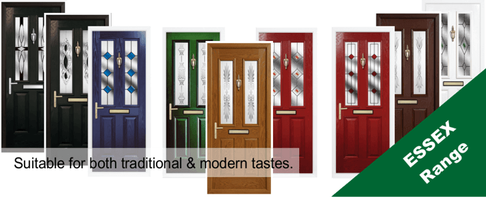 The Essex Range of Composite Door