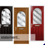 The Norfolk Range of Composite Door