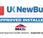 BBA accredited for New Build installations