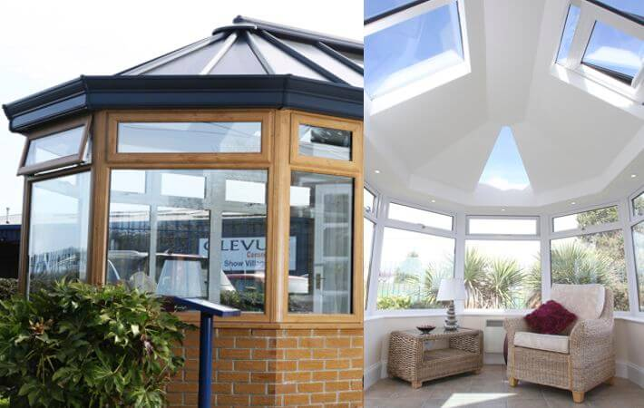 Livin Roof Conservatory Roof