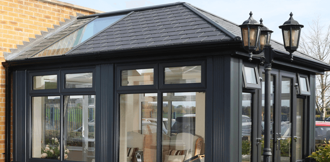 Ultra 380 Conservatory Roof