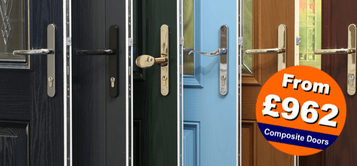 Composite Door Offers
