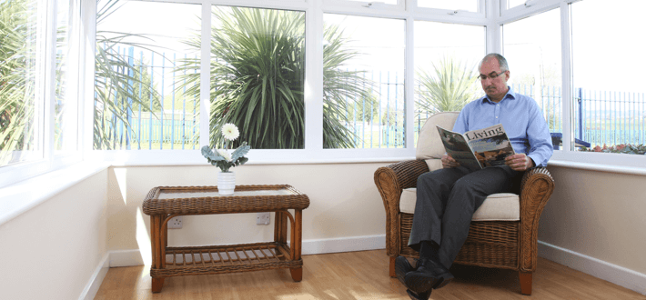 Time to rejuvenate your conservatory?
