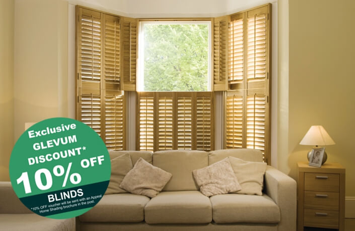 Window Shutter Offer