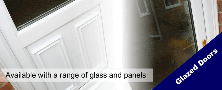 uPVC Glazed Doors from Glevum