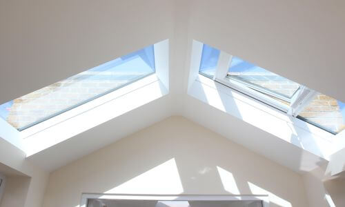 Ultra 380 Interior of Roof
