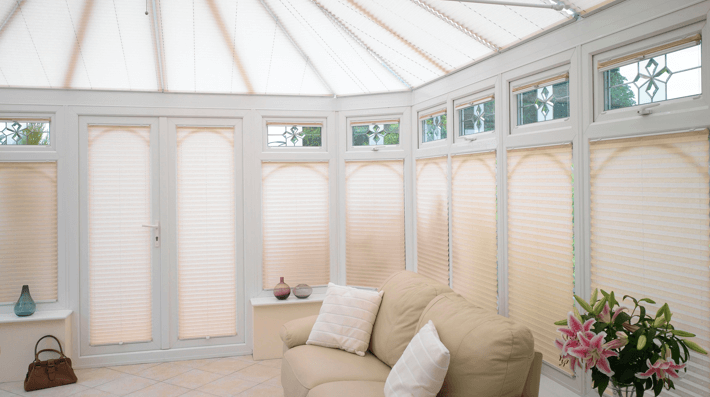 Appeal Pleated Blinds
